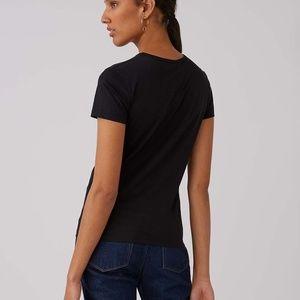 Women's Classic Cotton T-Shirt In Black S